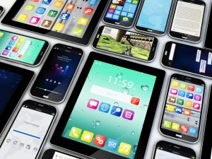 Mobile Phones, iPods & Tablets